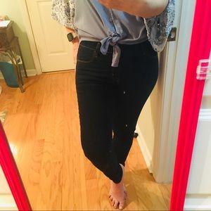 Old Navy Rockstar skinny jeans - sz 10
